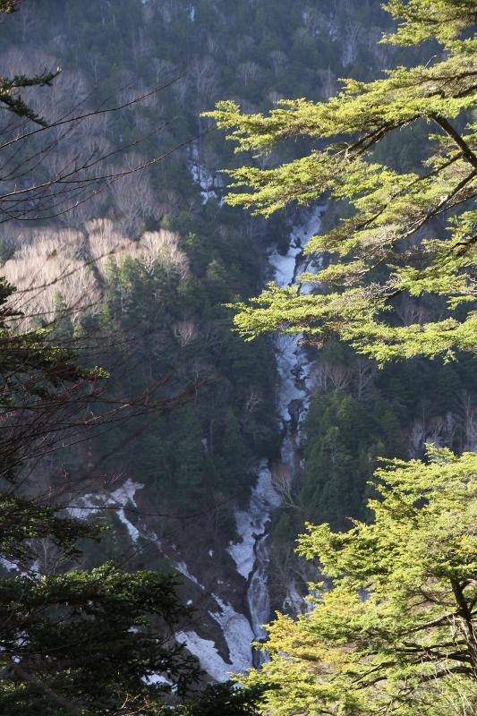 オロオソロシの滝