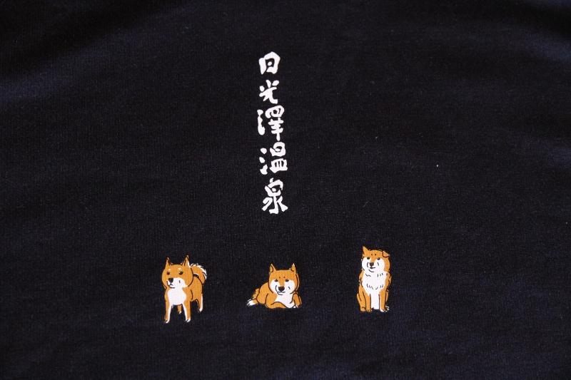 日光澤温泉Tシャツ